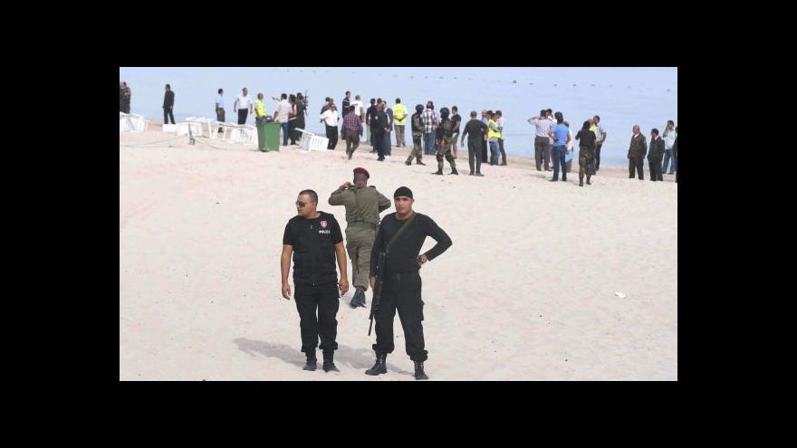Video Bývalý velvyslanec v Tunisku: Bezpečnostní opatření v zemi jsou nedostatečná