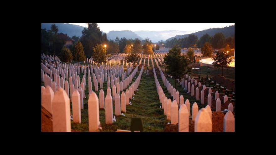 Video Srebrenica: Nejhorší masové vraždění v Evropě od dob holocaustu