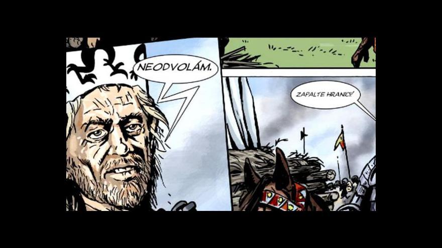 Video Komiks Ve jménu Husa
