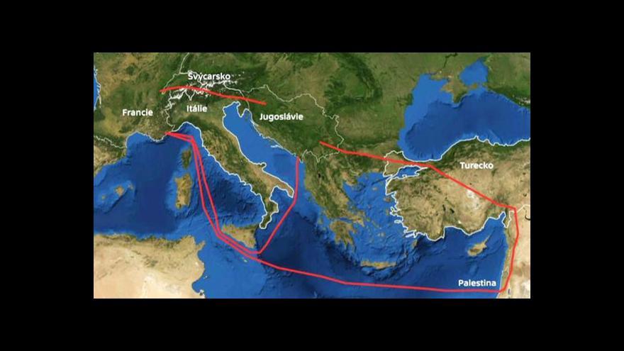 Video Balkánská cesta pomohla tisícům lidí na Západ