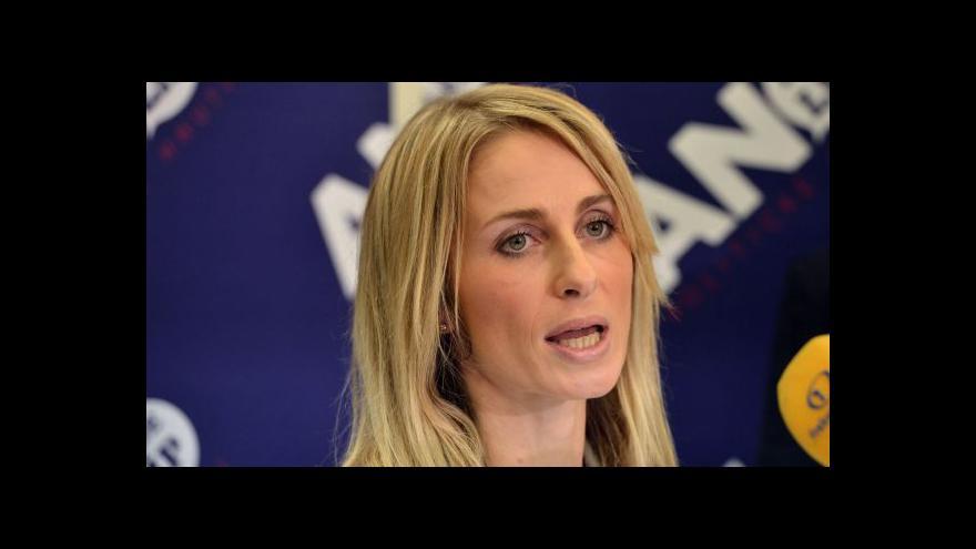 Video Europoslankyně Charanzová: Je otázkou, co dohoda přinese