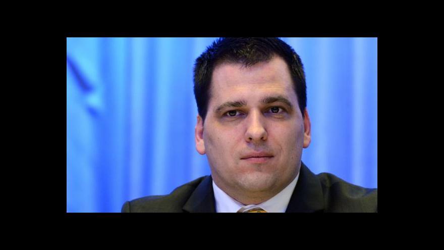 Video Zdechovský: Na pomoci Řecku bychom se měli podílet