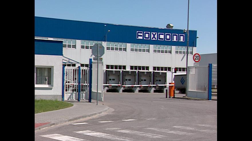 Video Foxconn chce v Česku výzkumné centrum