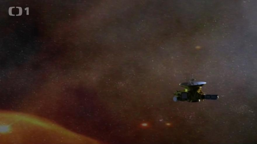 Video Studio 6: Sonda New Horizons má dorazit k Plutu