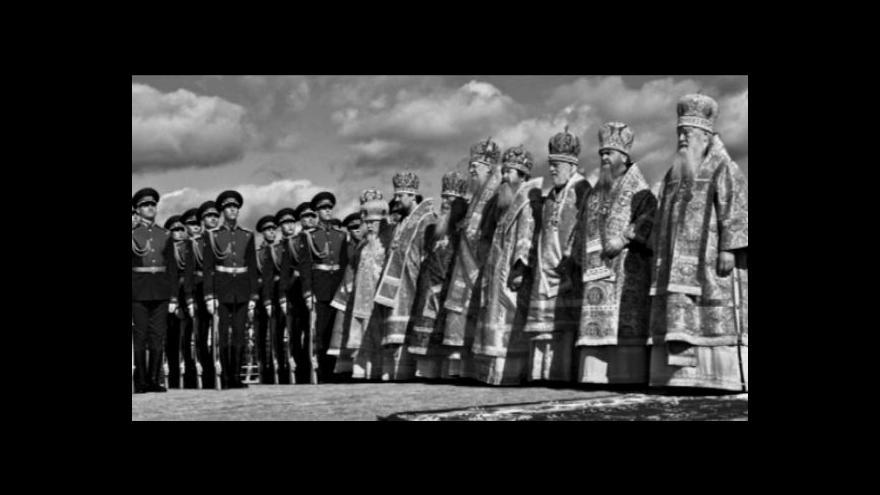 Video Rusové objektivem Dany Kyndrové