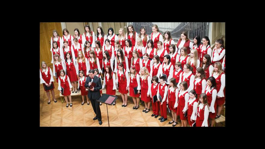 Video Ukázka z repertoáru sboru Kantiléna