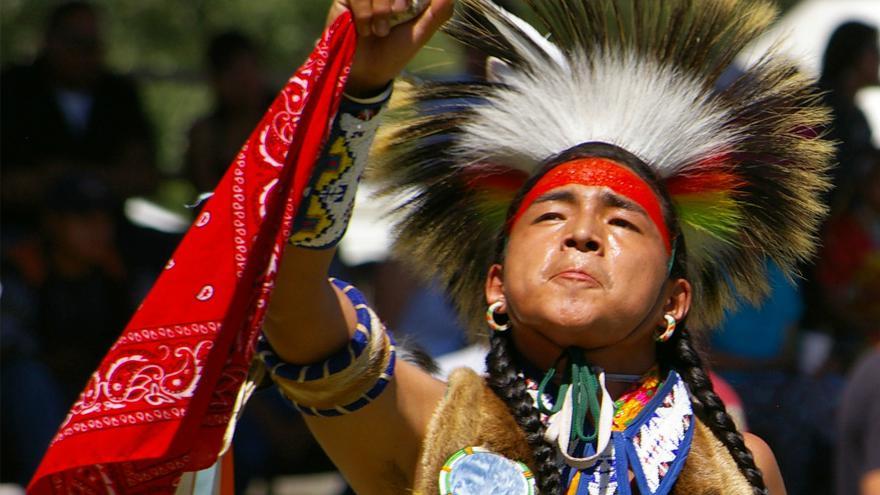 Video Korespondent mexické televize: Téma zločinů na indiánech je stále živé