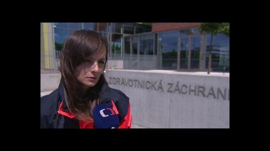 Video Mluvčí záchranářů Barbora Zuchová o spolupráci s Meditrans plus