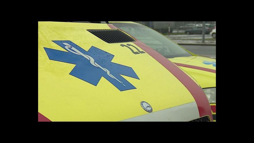 Video Ředitel krajské záchranky Milan Klusák o spolupráci s Meditrans