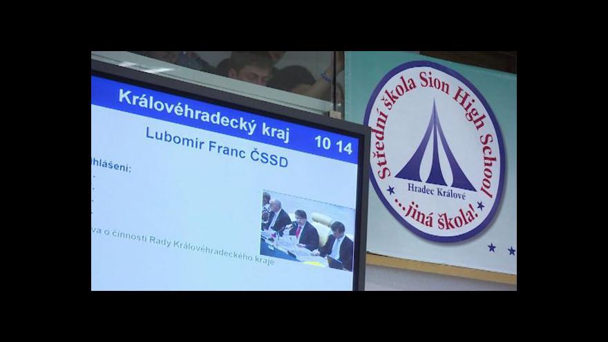 Video UDÁLOSTI V REGIONECH: Soukromé školy musí ustoupit krajským