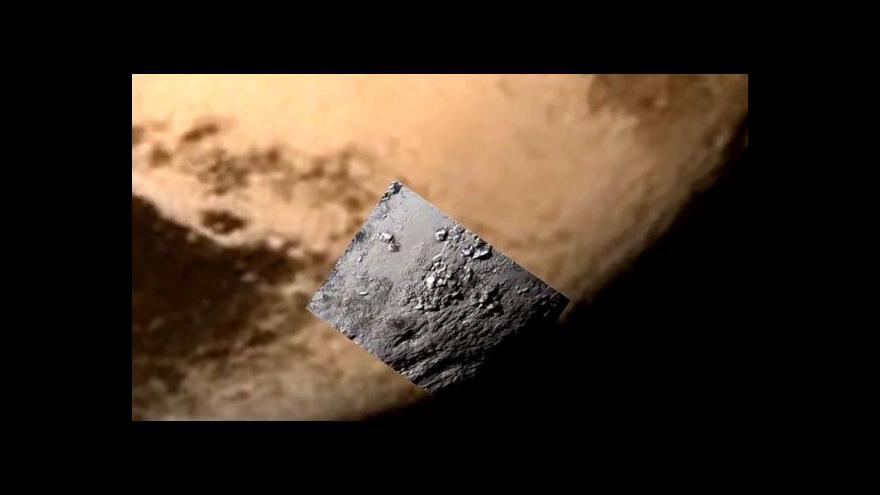 Video Astronom Rozehnal: Na zařazení Pluta se nic nezmění
