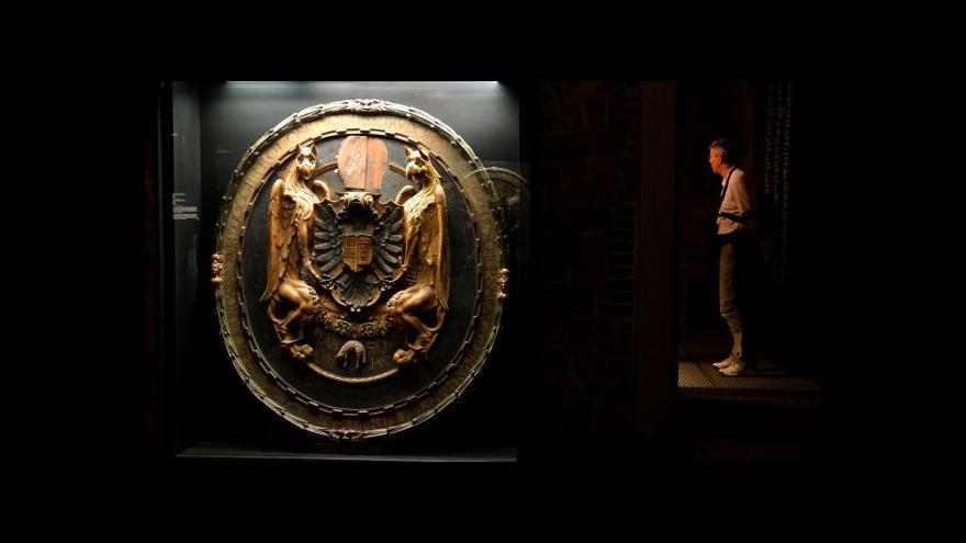 Video Pražský hrad vystavuje Dědictví Karla Velikého