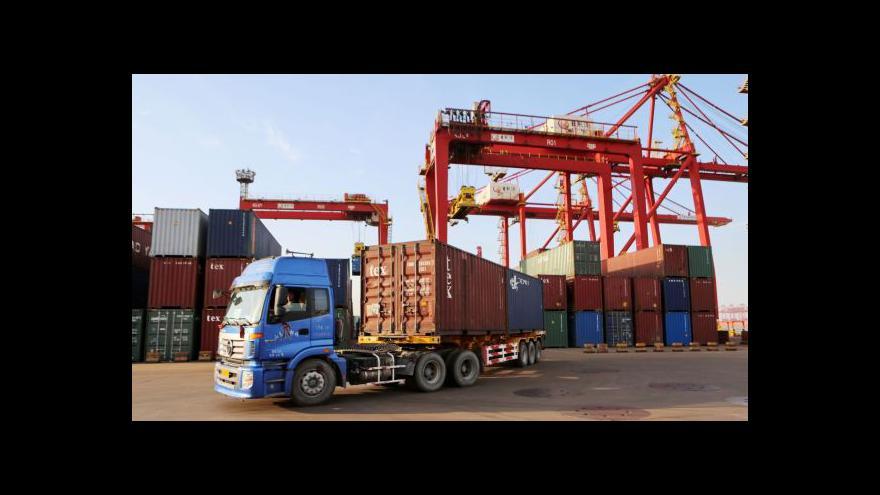 Video Babiš chce, aby se vývozci více podíleli na krytí pohledávek