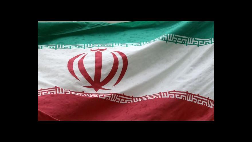 Video RB OSN rozhoduje o zrušení sankcí vůči Íránu