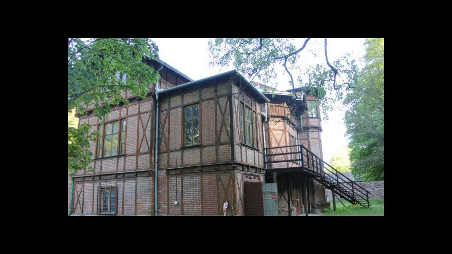 Video Loděnice v brněnském Jundrově je kulturní památkou