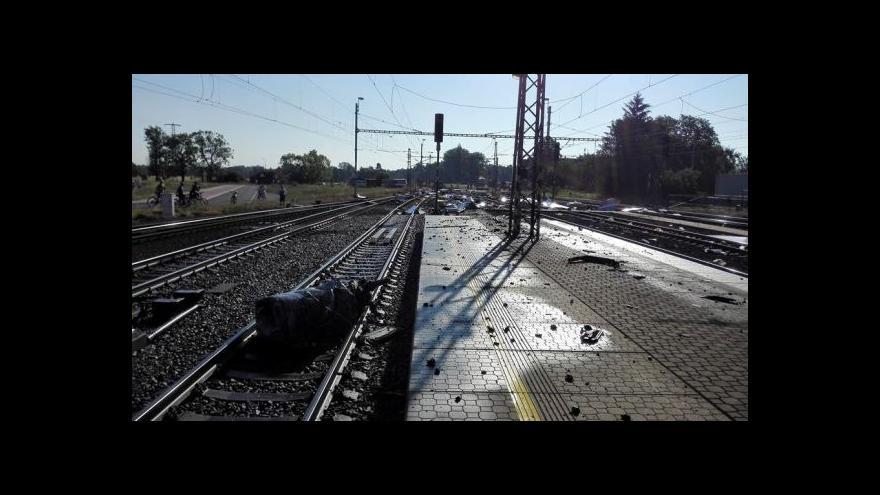 Video Nehody na železničních přejezdech v Česku