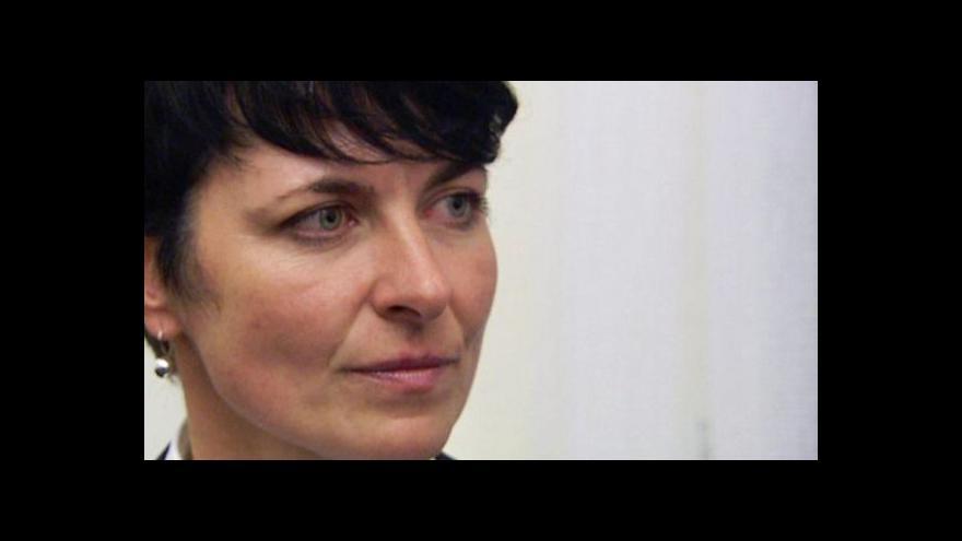 Video Bradáčová: Kauza není přelomová, soudy o korupci byly i dříve