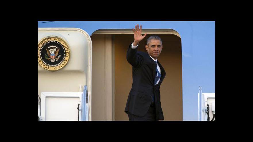 Video Obama zahajuje návštěvu Keni