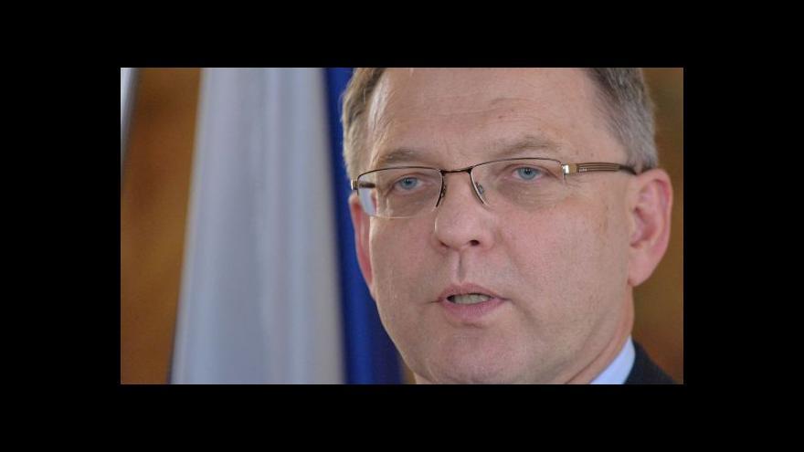 Video Zaorálek: Máme nové informace a budeme je prověřovat