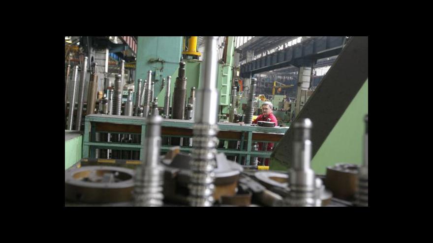 Video Řecká krize poznamenala důvěru v českou ekonomiku