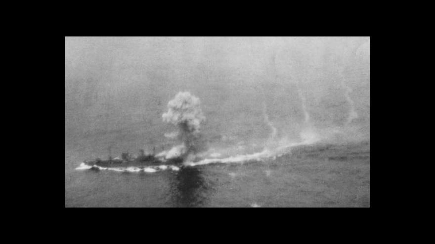 Video Příběh československého pilota RAF