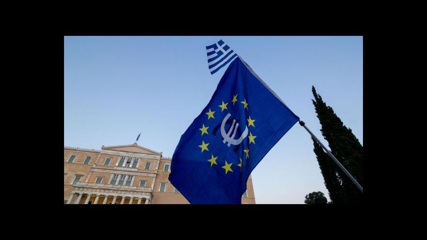 Video Redaktorka ČT k Řecku: Brusel je rozdělen na dva tábory
