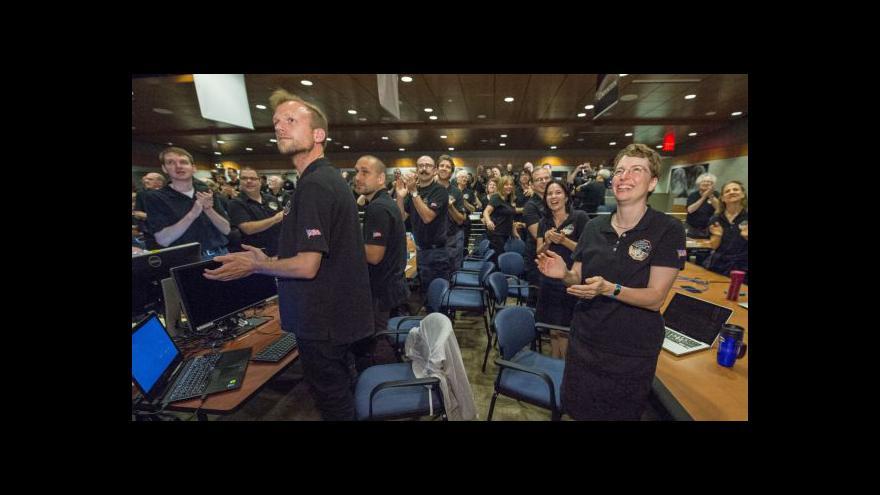 Video Pět miliard kilometrů, téměř deset let. Dobrodružství New Horizons vrcholí