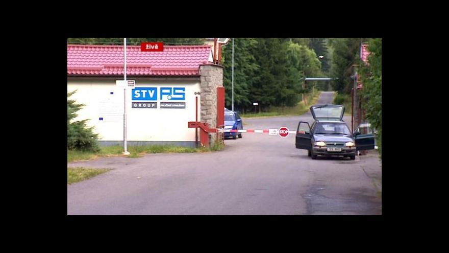 Video Zpravodaj ČT: Státní kontrola bude probíhat několik týdnů