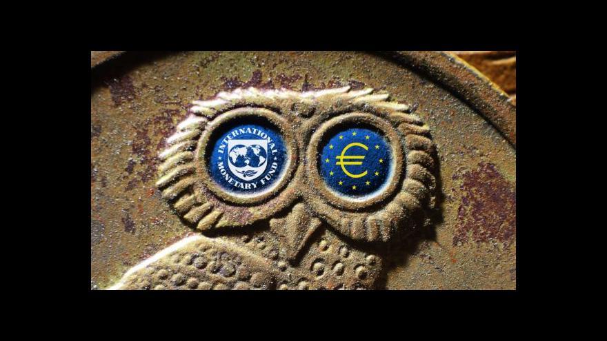 Video Události: Řecko potřebuje peníze prakticky ihned