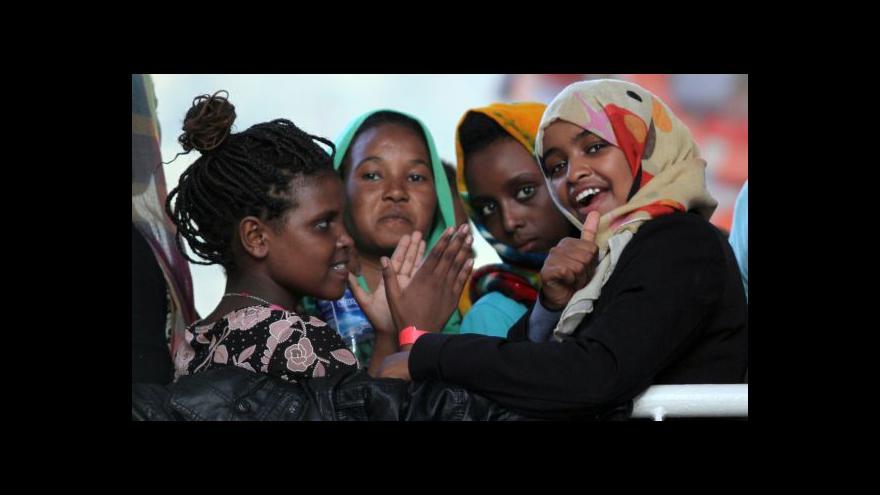 Video Redaktor RAI: Itálie umísťuje uprchlíky nevhodně