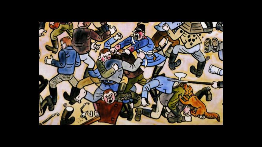Video Téma Událostí: Chybějící díla Národní galerie