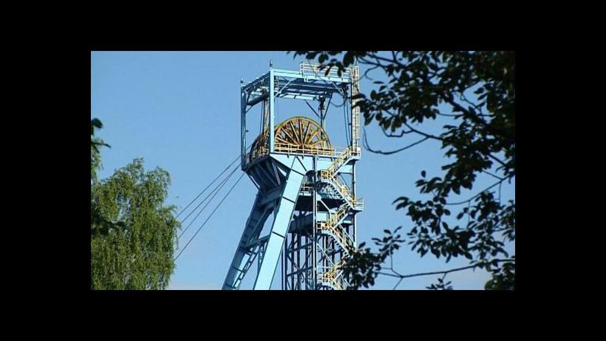 Video Události: Vláda se na dřívějším důchodu pro horníky neshodla