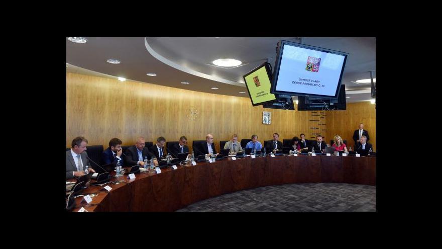 Video Brífink vlády po výjezdním zasedání v Ostravě