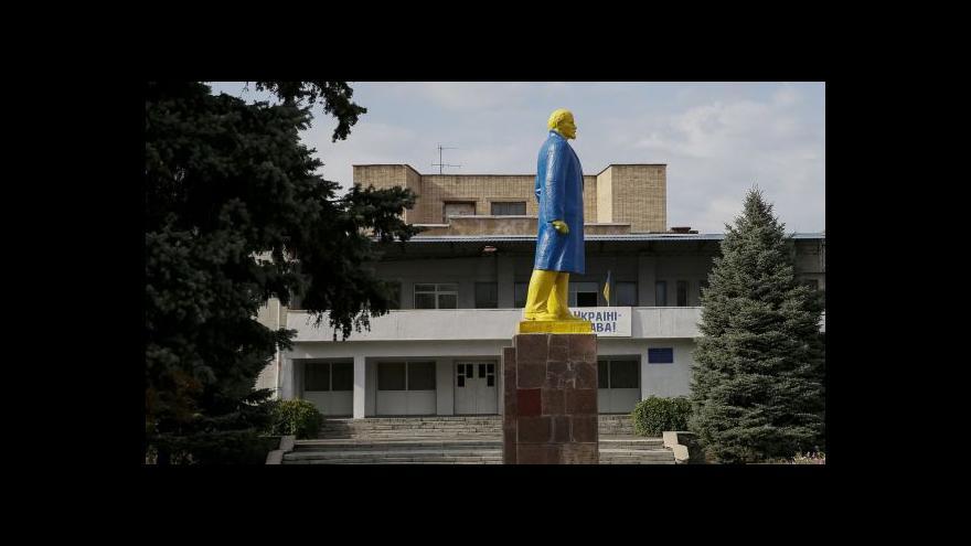 Video Oksana Pelenská: Od Krymu nejsou ukrajinští komunisté slyšet