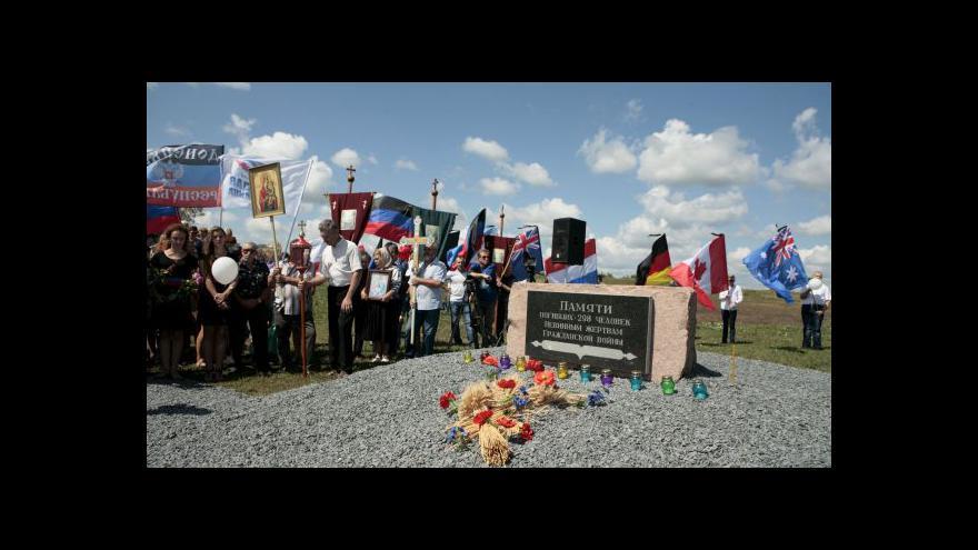 Video Rusko bude vetovat návrh na tribunál ke zřícení MH17