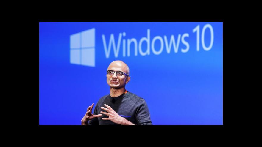 """Video Microsoft pustil do světa """"desítky"""""""