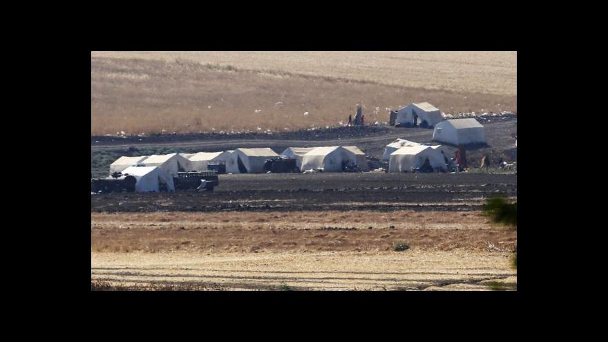 Video U hranice s Tureckem má vzniknout nárazníkové pásmo