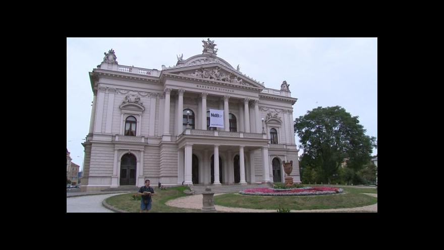 Video Prohlídky divadel v Brně