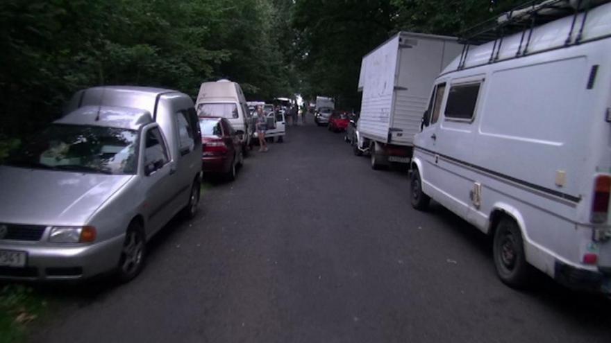 Video Lidé v okolí si stěžují na hluk, policie vážnější incidenty nehlásí