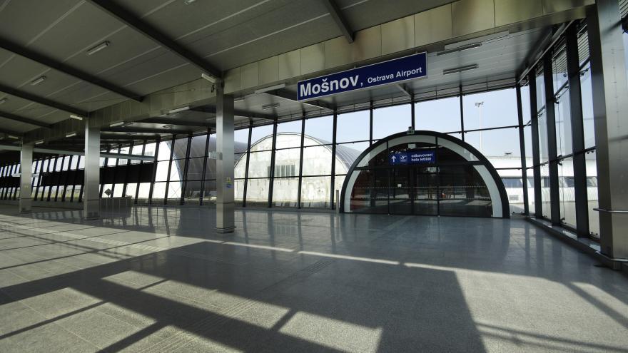 Video Události v regionech (Ostrava) - Čínský investor se zajímá o letiště v Mošnově