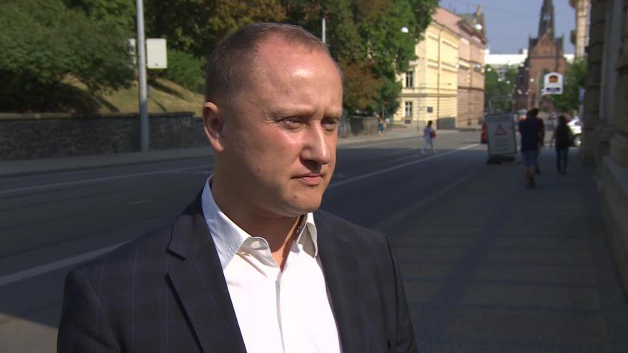 Video Náměstek Richard Mrázek (ANO) hovoří na téma levnějšího jízdného