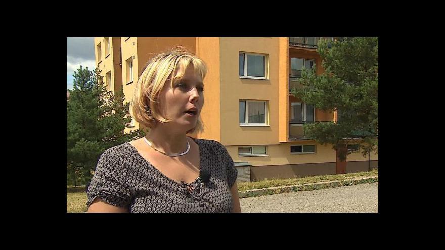 Video Lucie Chýlková hovoří o sociální rehabilitaci
