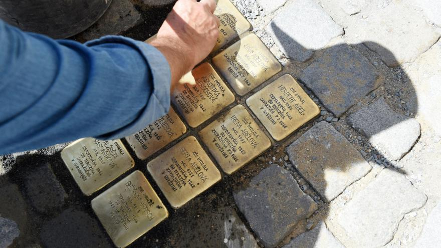 Video Události v regionech (Ostrava) - Dalších 26 Kamenů zmizelých v Ostravě