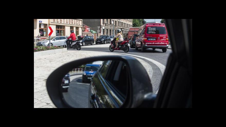 Video Živý vstup UvR - Oprava klíčového kruhového objezdu v Náchodě