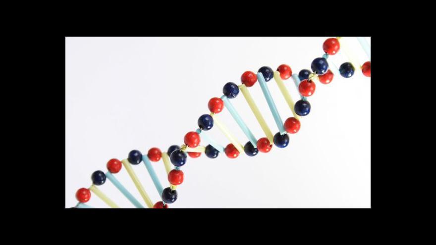 Video Události ČT: Revoluce v analýze DNA