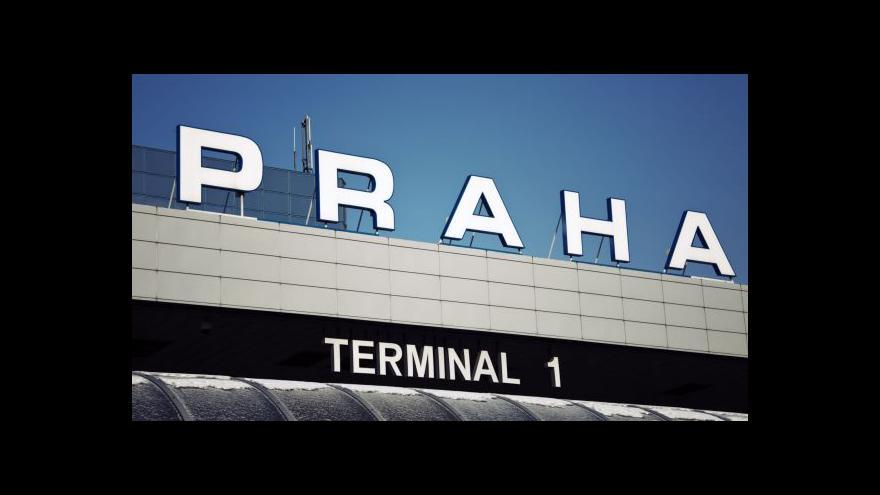 Video Události ČT: Fúze letiště a aeroholdingu