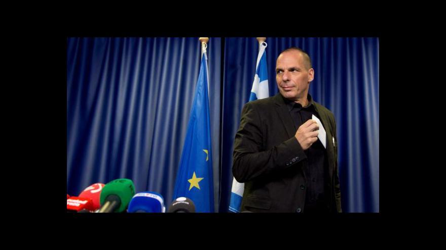 Video UDÁLOSTI: Řekové rozhodují o budoucnosti země
