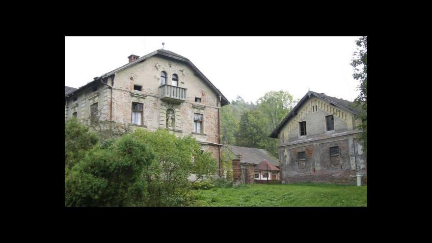 Video Náchod chce privatizovat vrty legendární minerálky v Bělovsi