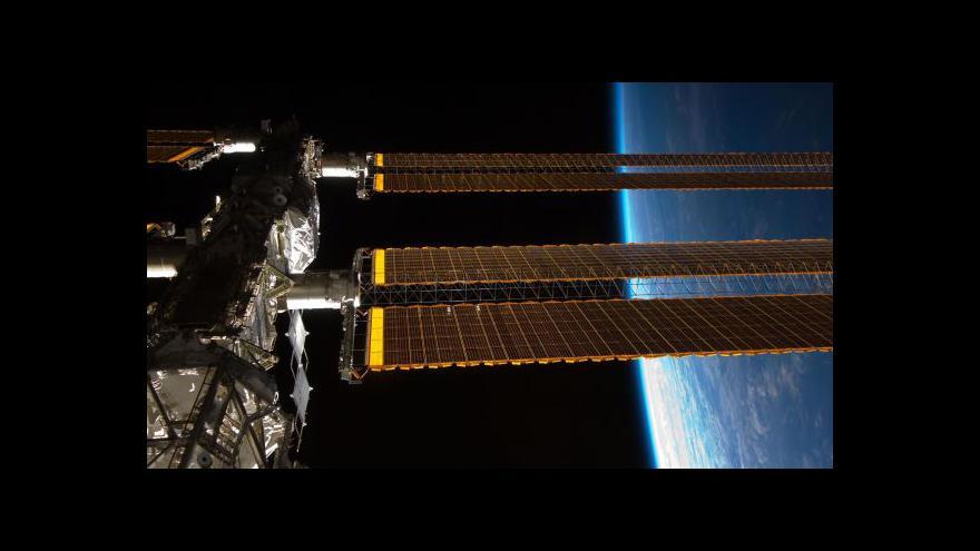 Video Ředitel České kosmické kanceláře: Zásoby na ISS jsou minimálně do října