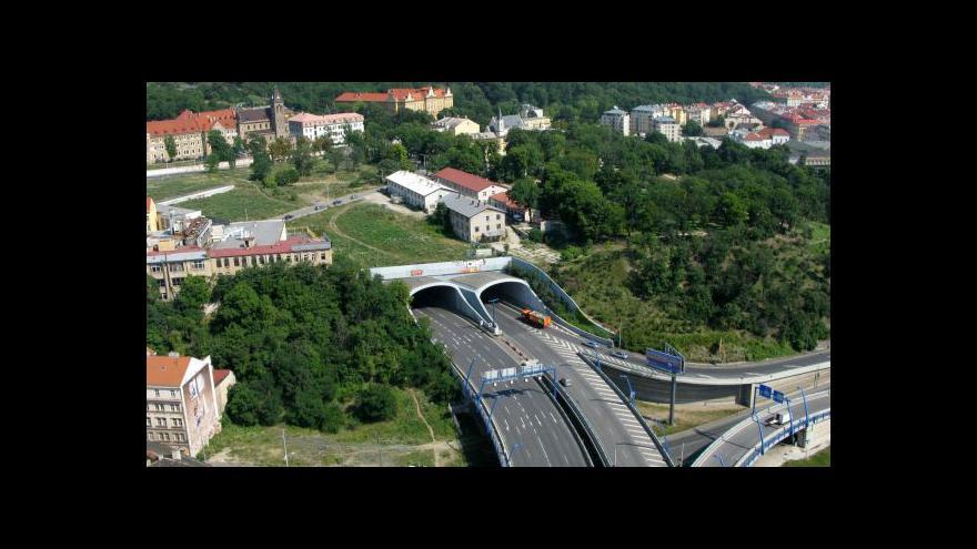 Video Polák: Propojí se systémy Blanky, Mrázovky a Strahovského tunelu